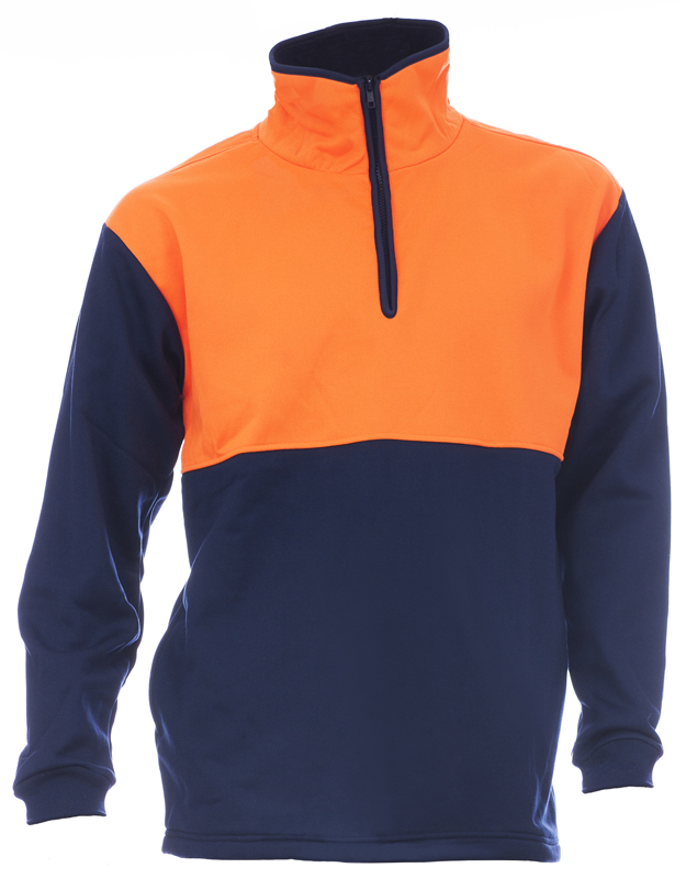 609-12 Orange/Navy Image